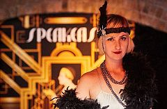 1920's Embargo Summer Celebration Christmas Party in London