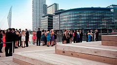 Exclusive Summer Celebration on The Quayside Christmas Party in Manchester