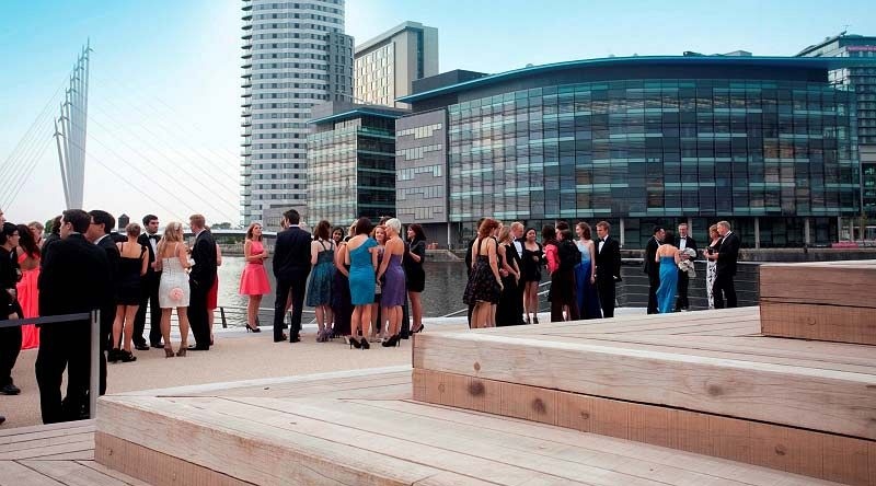 Exclusive Summer Celebration On The Quayside
